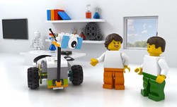 Lego WeDo и WeDo 2.0