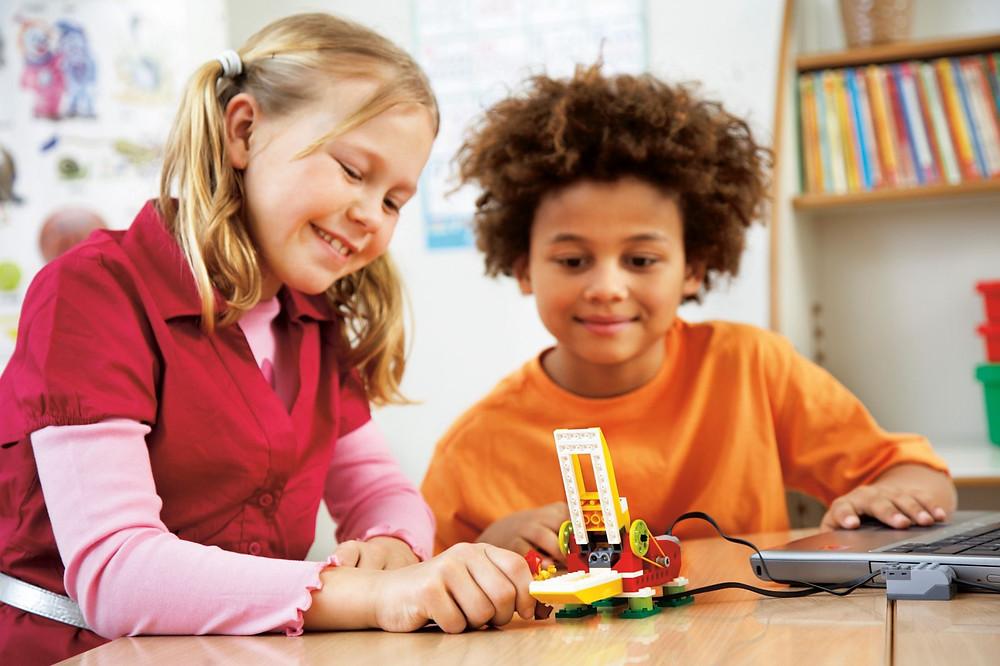 Робототехника для дете йот 5ти лет