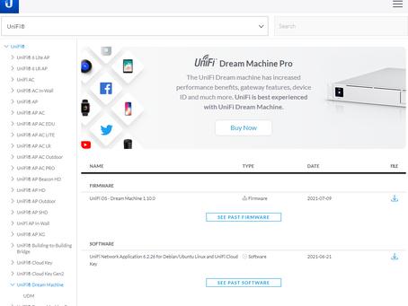 Update Unifi Dream Machine via SSH