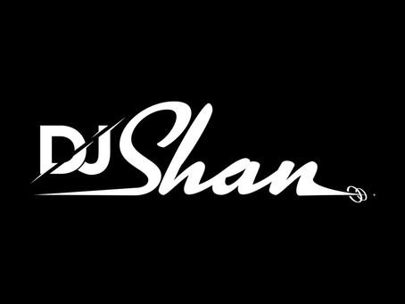 DJ Shan - Azure Remixed - Show background