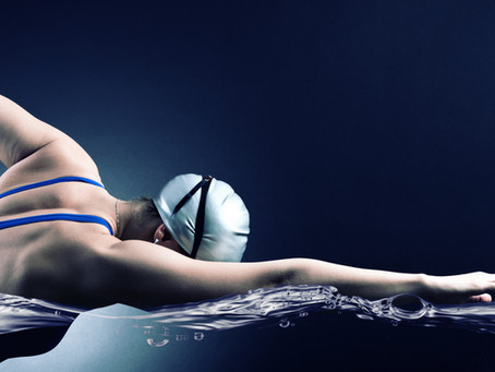 Schwimmen als gesundheitsförderndes Training