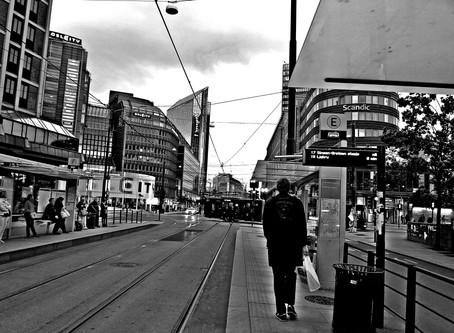 Oslo: Team Frøydis vs. Expensive Paradise