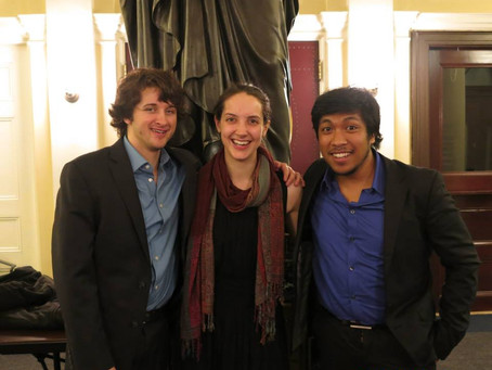 Ligeti Trio for Horn, Violin, and Piano