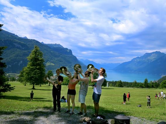 Switzerland, 2015