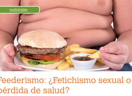 Feederismo: ¿Fetichismo sexual o pérdida de salud?