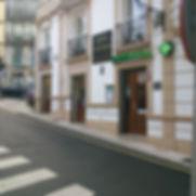 Contacto | Navia | Farmacia Botica Campoamor