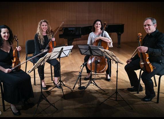 carmel quartet family portrait