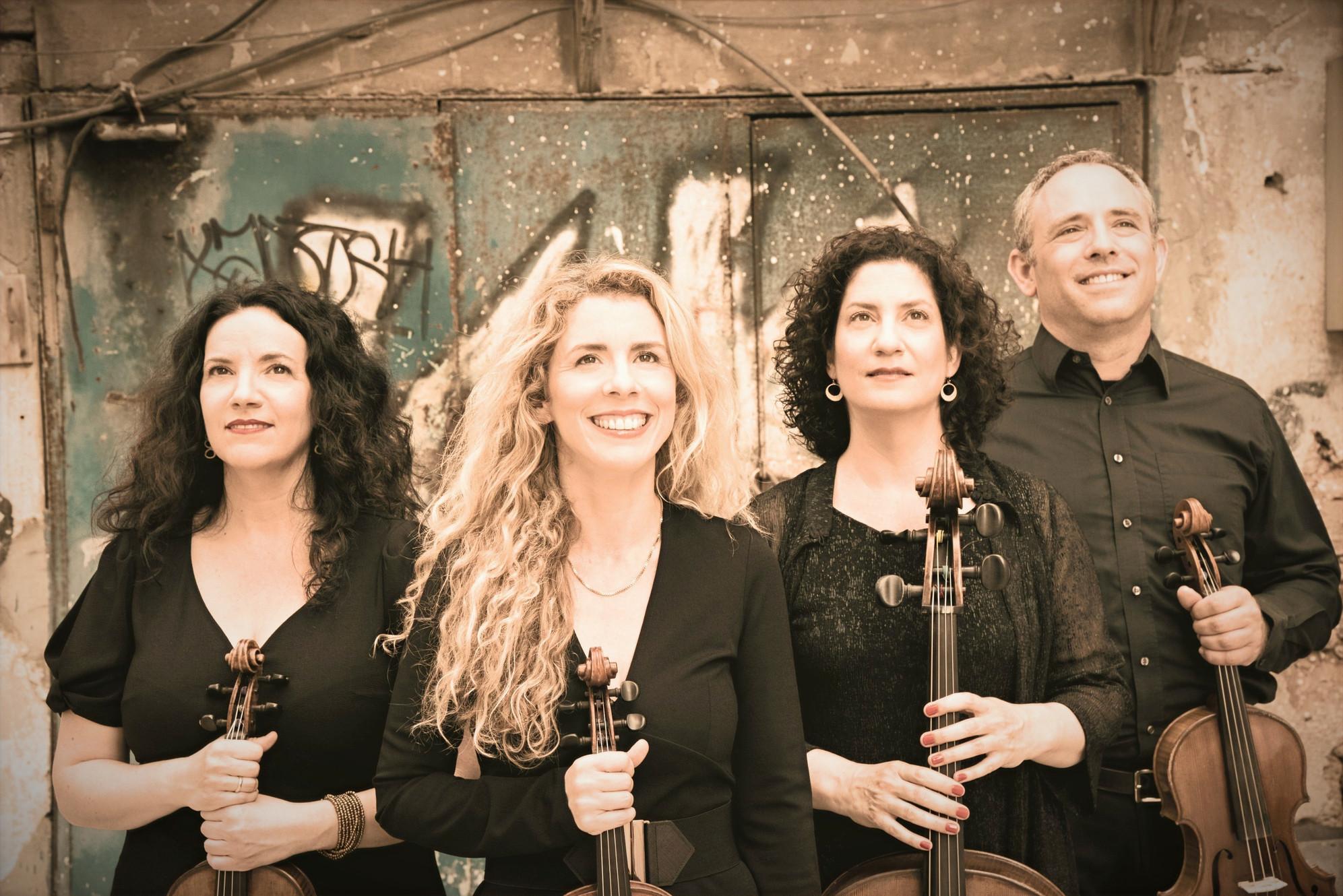 רביעיית כרמל | Carmel Quartet