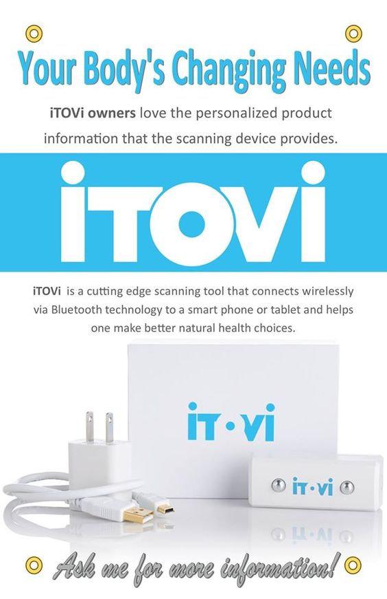iTOVi Bio-scan