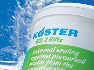 KOSTER WATERPROOFING  - Island Damp Proo