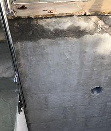 2 Waterproofing leaking walls - Island D