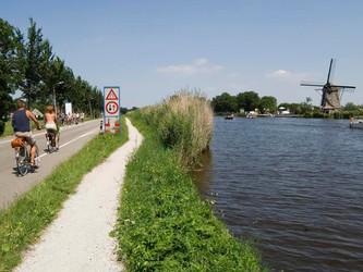 Gratis fietsexcursie door de Bovenkerkerpolder op 12 mei