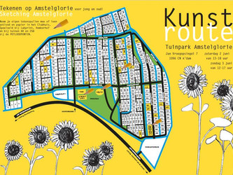 5de editie Kunstroute Amstelglorie op 1 en 2 juni