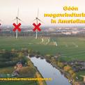 Zaterdag 8 mei om 14:00 uur: Protestactie WINDALARM! in Westerpark (Westergasterrein)