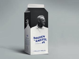Steun gevraagd voor Boeren van Amstel het initiatief van lokale melk
