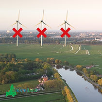 Geen Windturbines Amstelland Amstelscheg