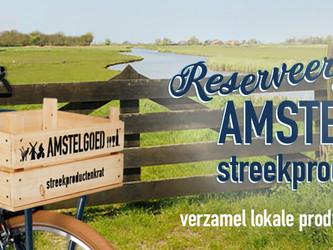 Proef het Amstelland - met het AMSTELGOED Streekproductenkratje