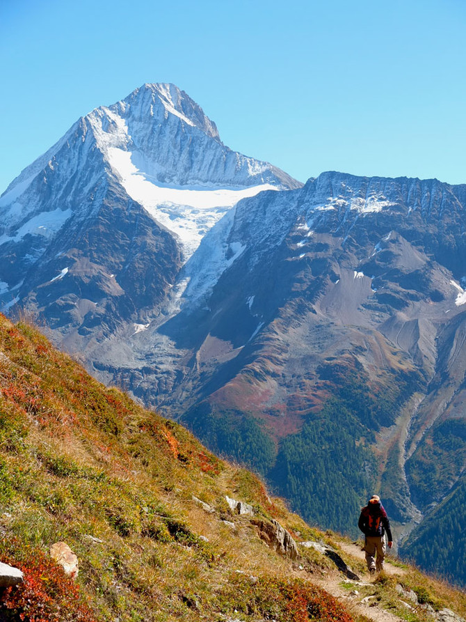 Prepare for winter with an autumn hike  and injury rehab and prevention.