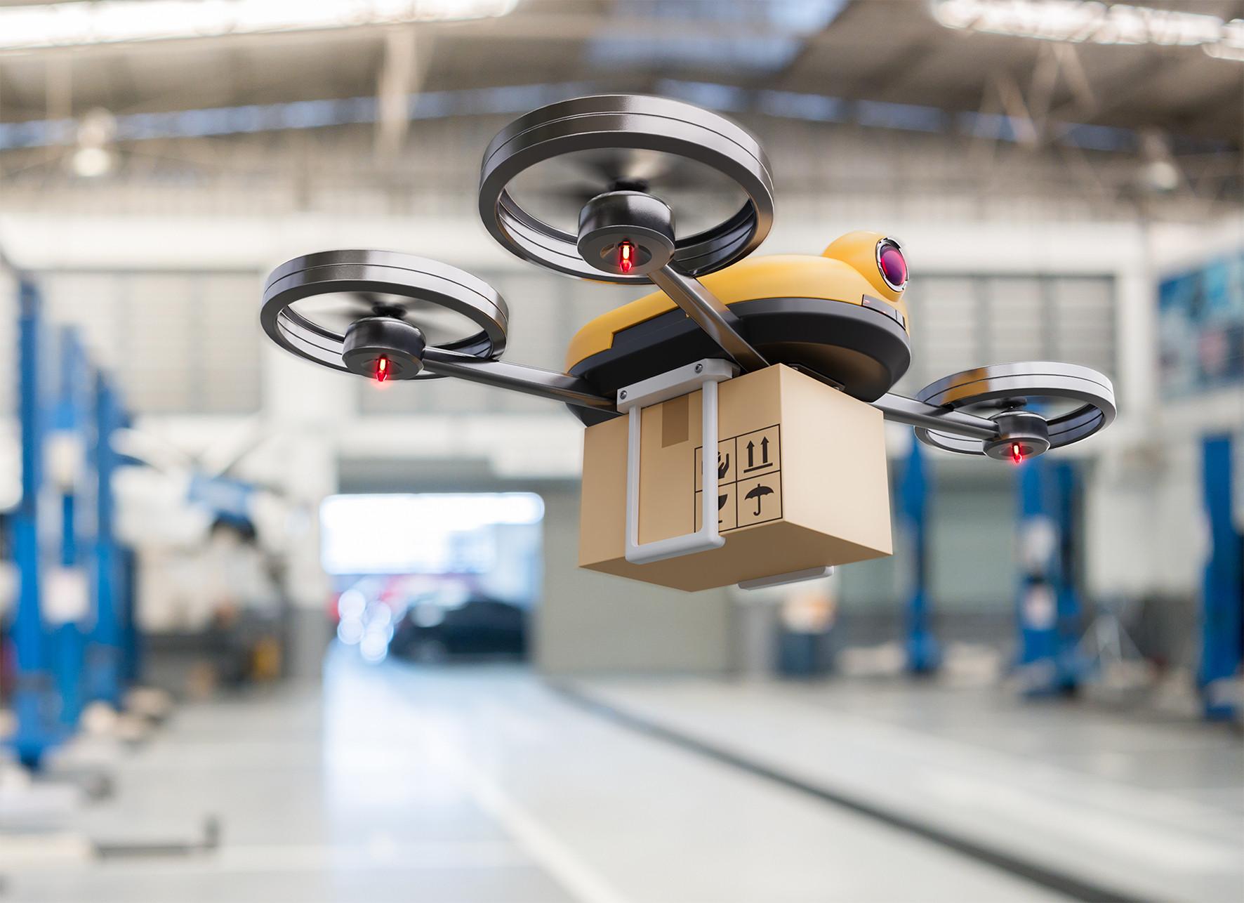 산업용드론(Industrial drone)