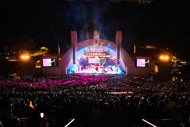 Googoosh Hollywood Bowl_ Photo by Piero