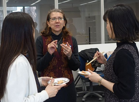 Introducing Young Women Lecturers in Engineering at Chuo University