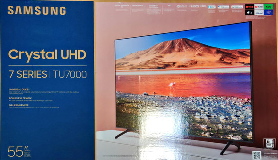 Drawing to win a 55 inch 4k TV
