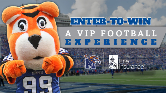 Tiger Football VIP Experience - Erie Insurance