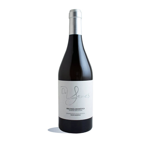 Vino blanco De Yanes Malvasia Aromática
