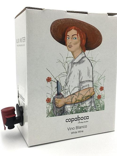 ALVA MATER Blanco en Caja de 3 L