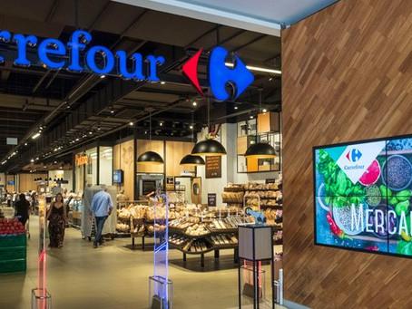 Carrefour recebe multa por descumprimento a GPDR