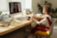 photo-of-child-watching-through-imac-414