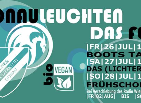 DONAULEUCHTEN - Das Fest