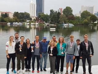STAW Regatta 2018 - Viel BLINGBLING für die Donau