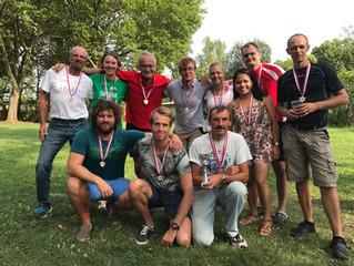 STAW Regatta 2017 - Alle gehen mit einer Medaille nach Hause