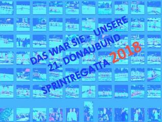 Donaubund Regatta 2018 - der Ultrasprint des Jahres