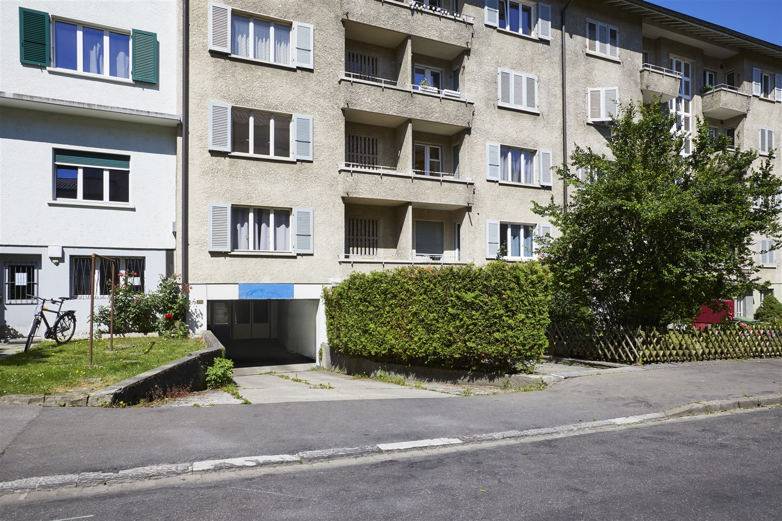 Bern, Garage Friedheimweg