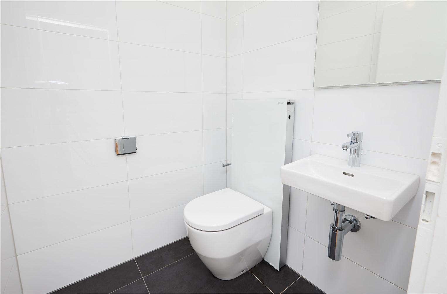 WC nach Umbau