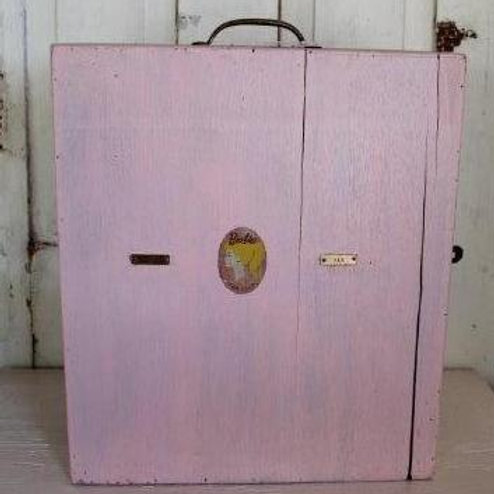 Handmade Barbie Storage Case