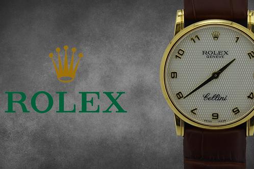 2010 Rolex Cellini