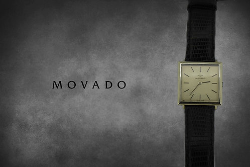 Movado Manual Wristwatch