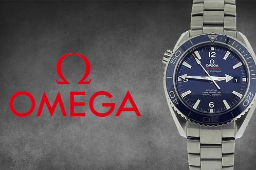 Omega - Seamaster  Co-Axial Diver