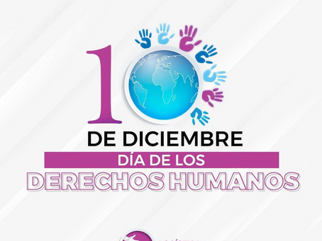 10 de Diciembre - Día de los Derechos Humanos