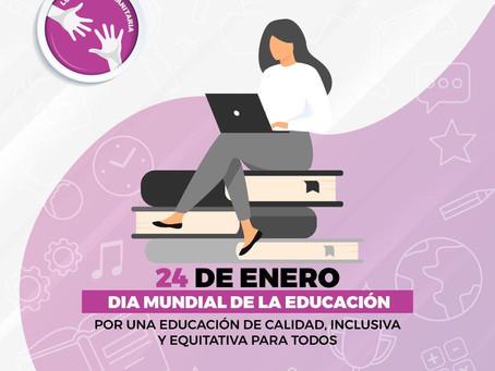 25 de enero - Día Mundial de la Educación