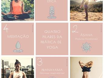 4 Pilares da Prática de Yoga