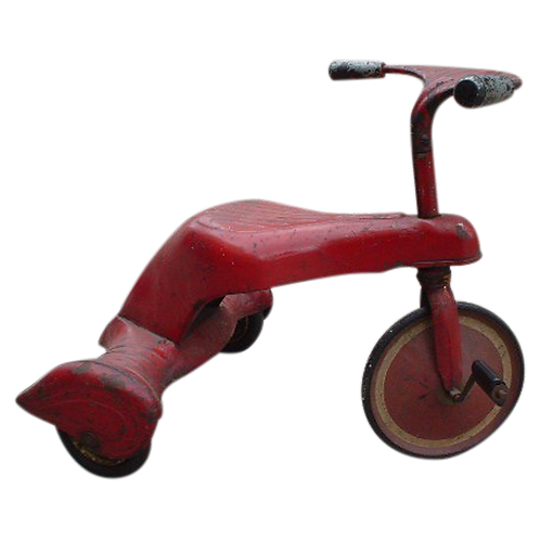 Petit Tricycle Enfant USA