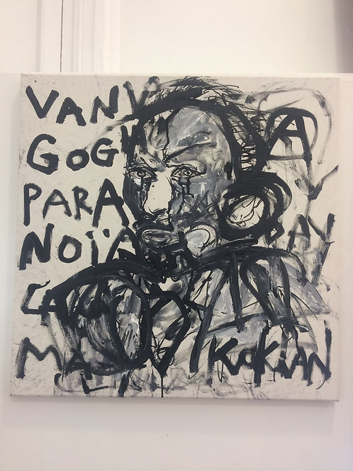 Kokian Van Gogh Paranoïa