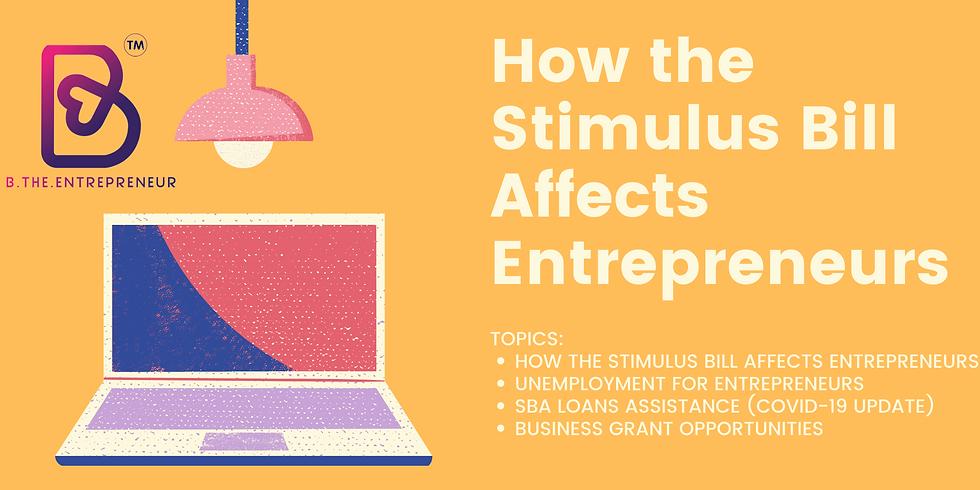 Understanding the Stimulus Bill for Entrepreneurs