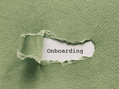 How to create a successful onboarding process?