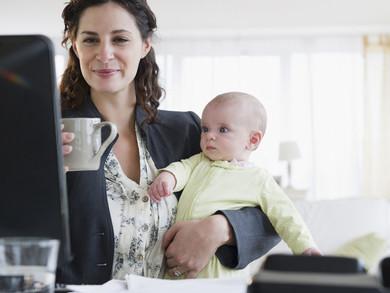 How to balance motherhood and entrepreneurship