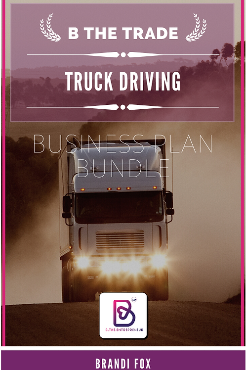 Truck Driving Bundle